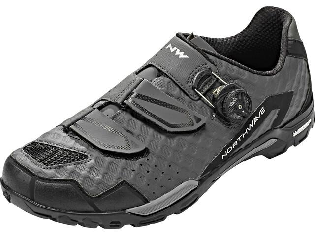 Northwave Outcross Plus Sko Herrer grå/sort | Shoes and overlays